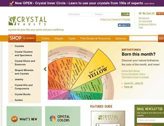 Thumbshot of Crystalvaults.com