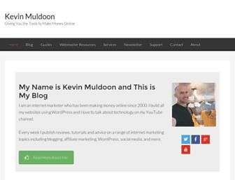 Thumbshot of Kevinmuldoon.com