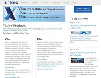 txcorp.com screenshot