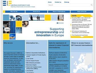 eif.org screenshot