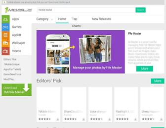 1mobile.co.id screenshot