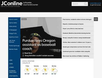 Thumbshot of Jconline.com