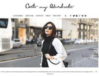 Thumbshot of Ontomywardrobe.com