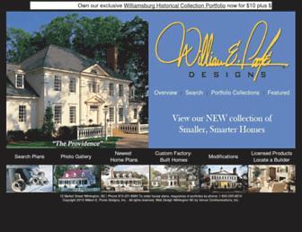 williampoole.com screenshot