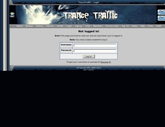 Thumbshot of Trancetraffic.com