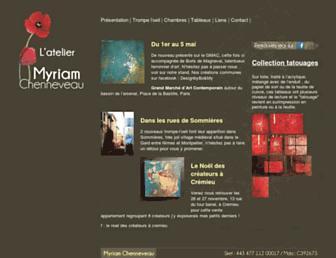 atelier-mc.com screenshot