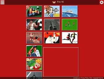 friv16.com screenshot