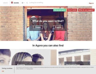 Thumbshot of Agora-santander.com