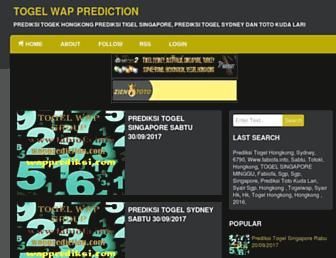 wapprediksi.com screenshot