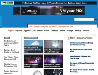 virtualizationreview.com screenshot