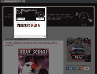 musicadasantigas.blogspot.com screenshot