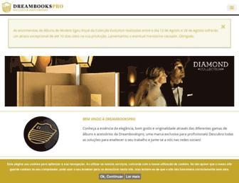 Thumbshot of Dreambookspro.pt
