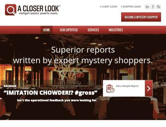 Thumbshot of A-closer-look.com