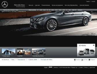 Thumbshot of Mercedes-benz.co.th