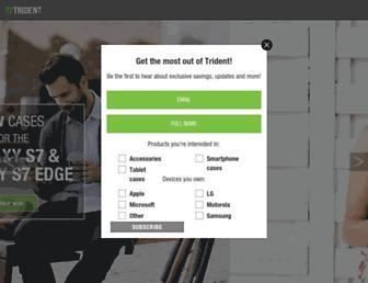 Thumbshot of Tridentcase.com