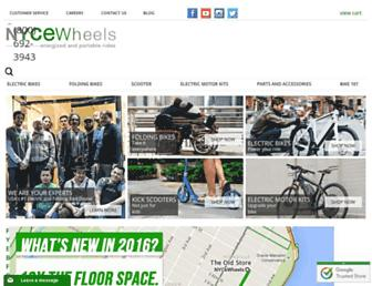 Thumbshot of Nycewheels.com
