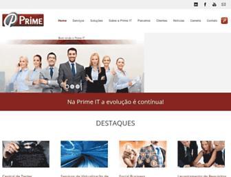 primeinf.com.br screenshot