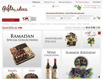 giftsnideas.com screenshot