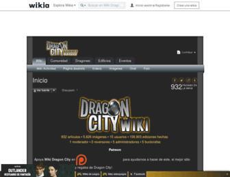 es.dragoncity.wikia.com screenshot