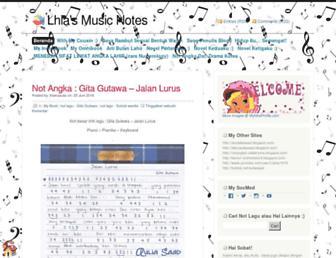 lhianaaulia.wordpress.com screenshot