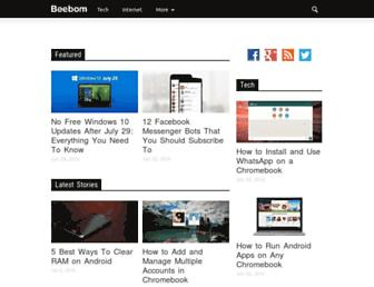 beebom.com screenshot