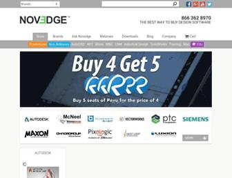Thumbshot of Novedge.com