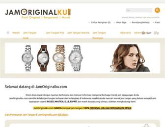 jamoriginalku.com screenshot