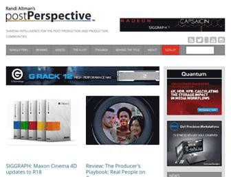 postperspective.com screenshot