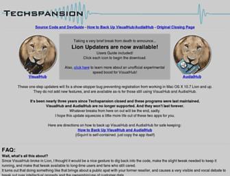 techspansion.com screenshot
