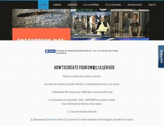 jonproductions.weebly.com screenshot