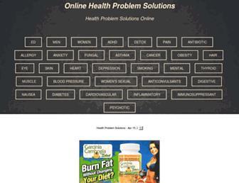 problem-solutions.com screenshot