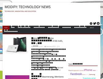 modify.in.th screenshot