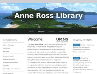 lib.umhs-sk.net screenshot