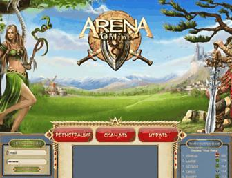 Thumbshot of Arena.ru