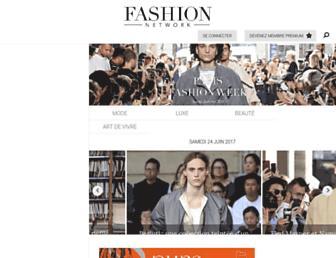 be.fashionnetwork.com screenshot