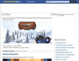Thumbshot of Androidgame365.com