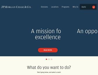 careers.jpmorgan.com screenshot