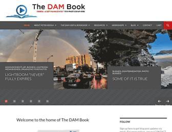 thedambook.com screenshot