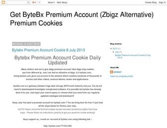 bytebxcookie.blogspot.com screenshot
