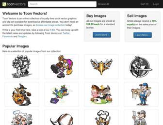 Thumbshot of Toonvectors.com