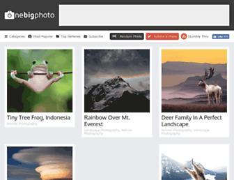 Thumbshot of Onebigphoto.com