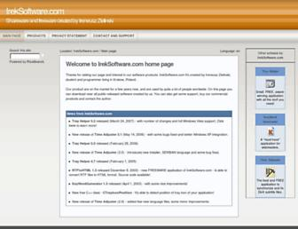 ireksoftware.com screenshot