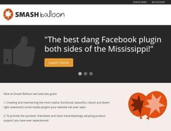 Thumbshot of Smashballoon.com