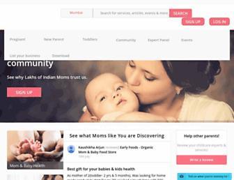babychakra.com screenshot