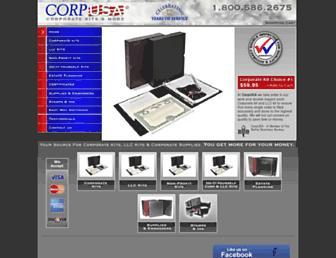 corpusa.net screenshot