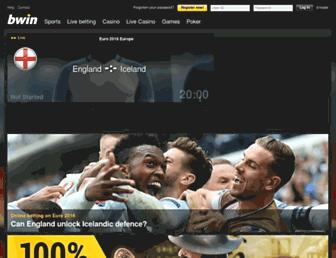 Thumbshot of Bwin.com