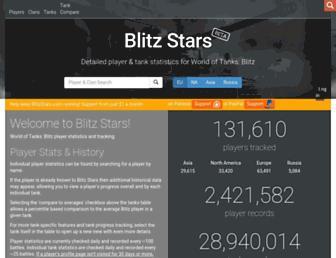 blitzstars.com screenshot