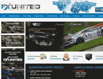 Thumbshot of Fxunited.com