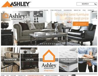 Thumbshot of Ashleyfurniture.com
