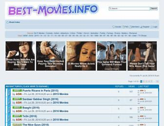 Thumbshot of Best-movies.info